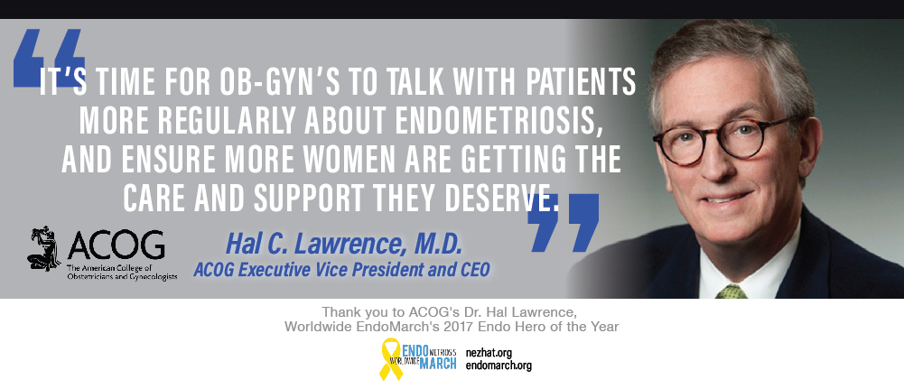 endomarch 2018 acog hal lawrence quote